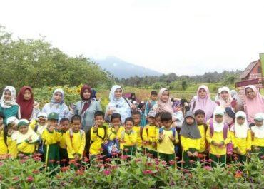 Taman Bunga Pandeglang Wisata Edukasi